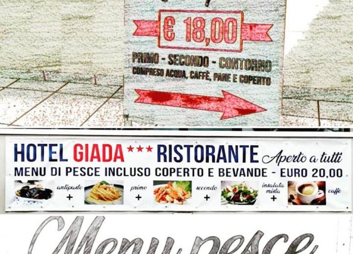 Hotel Giada Ristorante